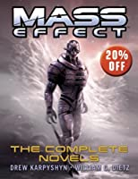 Mass Effect: The Complete Novels 4-Book Bundle Front Cover