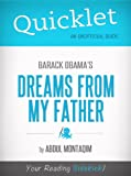 img - for Dreams from My Father, by Barack Obama - A Hyperink Quicklet (Memoir, Current Events) book / textbook / text book