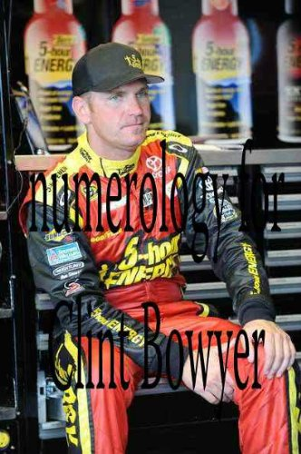 Numerology for Clint Bowyer