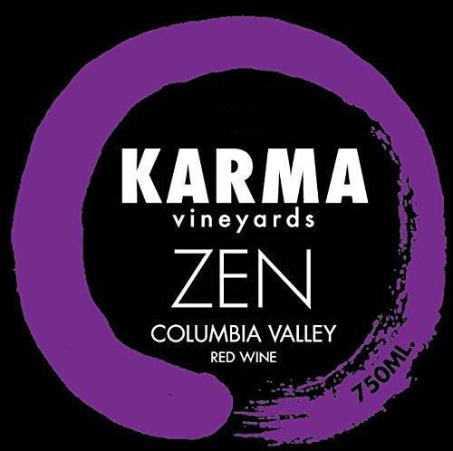 "2009 Karma Vineyards ""Zen"" Rhone Style Red Blend 750 Ml"