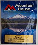 Mountain House Spaghetti with Meat Sauce (1 Pouch)