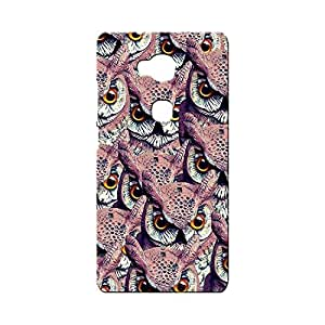 BLUEDIO Designer Printed Back case cover for Huawei Honor X - G7541