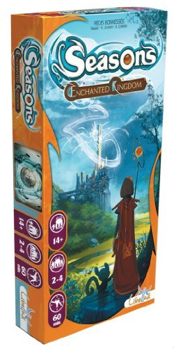 Seasons Enchanted Kingdom Card Game