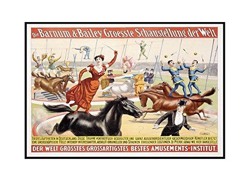 barnum-and-bailey-erstes-auftreten-in-deutschland-vintage-poster-usa-c-1898-36x24-framed-gallery-wra