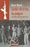 echange, troc Henri Nanot - Scènes de la vie du maquis