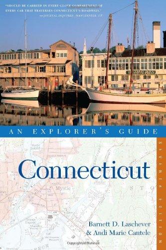 Explorer's Guide Connecticut (Seventh Edition)  (Explorer's Complete)