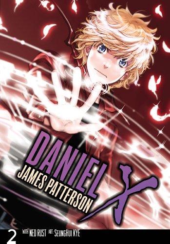 James Patterson - Daniel X: The Manga Vol. 2 (English Edition)