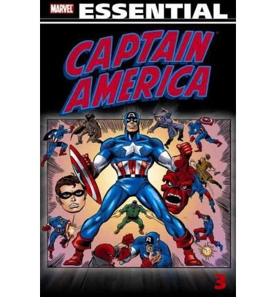 [ CAPTAIN AMERICA VOL. 3 (ESSENTIAL (MARVEL COMICS) #3) - GREENLIGHT ] By Lee, Stan ( Author) 2010 [ Paperback ] (Captain America Essential 3 compare prices)