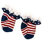 Americana Striped Socks