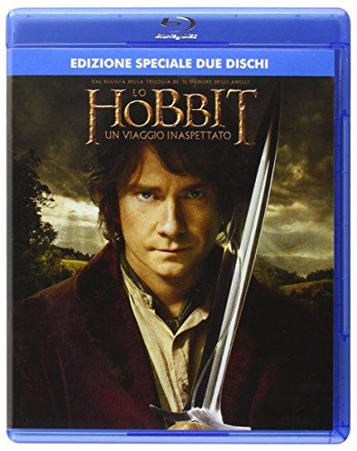 hobbit: un viaggio inaspettato, lo (2bs) [Italia] [Blu-ray]