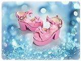 サンダルシューズ*ピンク*スーパードルフィー*SD*ドルフィードリーム*DD共通サイズ*ドール靴-76713255