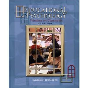 VangoNotes for Educational Psychology, 7/e | [Paul D. Eggen, Donald Kauchak]