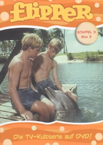 Flipper - Staffel 3, Box 3 [3 DVDs]