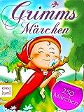 Grimms M�rchen - �ber 250 Kinder- und Hausm�rchen der Gebr�der Grimm [Illustriert]