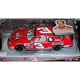 Dale Earnhardt Sr #3 Red Coca Cola 1998 Monte Carlo 1/24 Scale 1st Head To Head Race With Dale Jr Motegi Japan...