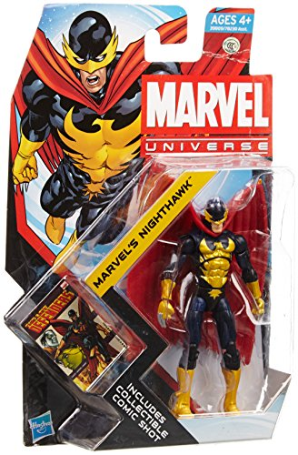 Marvel Universe Marvel's Nighthawk Action Figure (Series 4) - 1