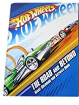 Hot Wheels Coloring And Activity Book - The Road and Beyond