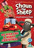 Shaun the Sheep - We Wish Ewe a Merry Christmas [DVD]