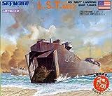ピットロード ≪スカイウェーブシリーズ≫   SW04  「1/700 米国戦車・車両用 大型揚陸艦」