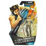 Toy - X-Men Origins Wolverine - Movie Series - LOGAN - mit Bone Claws & Extra H�nden - 3 3/4 Inch / 10cm Action Figur - OVP