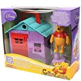 Winnie the Pooh - Honey Picnic Pooh playset