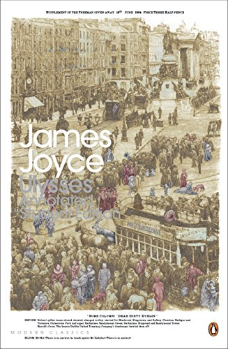 Ulysses: Annotated Students' Edition (Penguin Modern Classics)