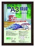 ナカバヤシ 賞状額縁 金ラック(樹脂製) JIS A3判 フ-KWP-20 N