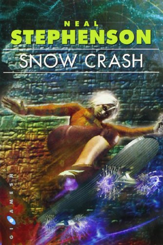 Snow Crash descarga pdf epub mobi fb2