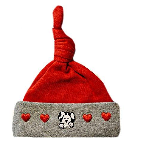 baby valentine hats