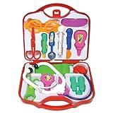 Kriya Ltd 15 Piece Doctor's Bag Setby Kriya Ltd
