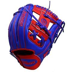 Wilson A2000 Dp15 Custom Infield Pro A2000 Baseball Glove 11.5 Inch by Wilson