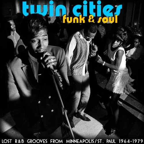 Twin Cities Funk & Soul- Lost R&B Groove