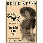 2011 Chisholm Trail Belle Starr Blanc Du Bois 750 mL