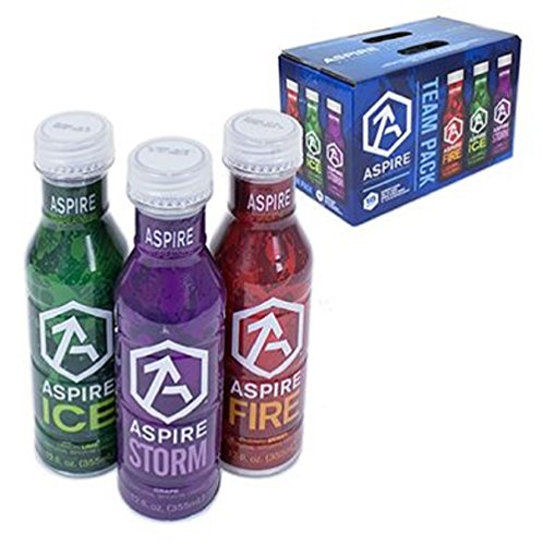 ASPIRE Sports Drink Assorted Team Pack (18