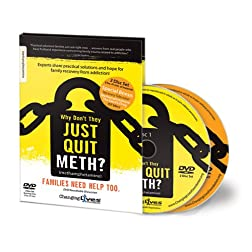 Why Don't They Just Quit METH? Families need help too. DVD Roundtable Discussion (2 Disc Set)