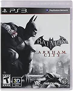 Batman Arkham City - PlayStation 3 Standard Edition