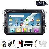 Video Head Unit PUPUG 8 Car GPS CD DVD Autoradio Navigation Android system SPECIAL FOR Volkswagen/New PUPUG Magotan/Sagitar/ Golf/ Head UnitCar Bora/Touran/ Jetta/New Santana(2013)Radio Digital