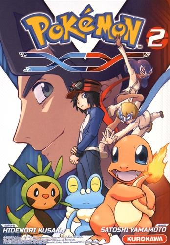 Pokémon X/Y Vol.2
