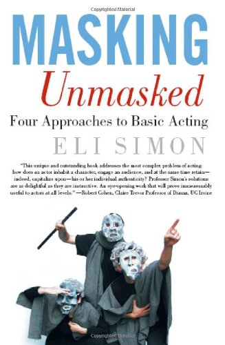 Masking Unmasked: Four Approaches To Basic Acting front-32287