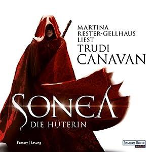 Die Hüterin (Sonea 1) Hörbuch