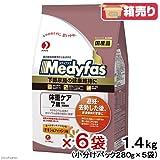 メディファス 体重ケア 7歳から 高齢猫用 チキン&フィッシュ味 1.4kg×6袋