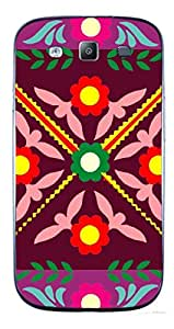 UPPER CASE™ Fashion Mobile Skin Vinyl Decal For Samsung Galaxy S3 Neo [Electronics]
