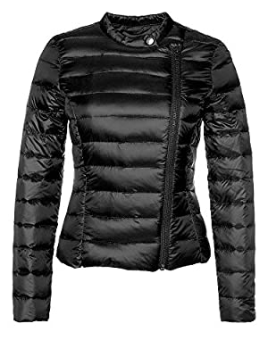 TOM TAILOR Denim Women quilted jacket duck feathers