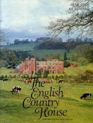 The English Country House: An Art and a Way of Life, Cook, Olive