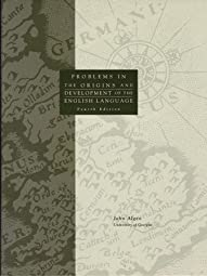 Workbook for Pyles Algeos The Origins and Development of the English Language Algeo Carmen John
