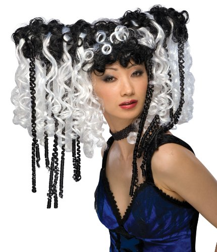 Rubie's Costume Dramatic Curls Wig