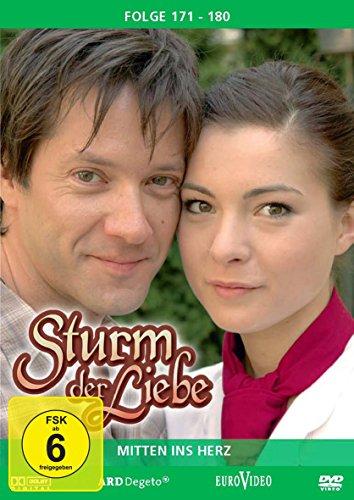 Sturm der Liebe - Folge 171-180: Mitten ins Herz [3 DVDs]