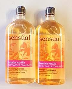 Amazon Com Lot Of 2 Bath And Body Works Sensual Jasmine