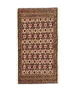 RugSense Alfombra Persian Kelat Marrón/Multicolor 101 x 50 cm