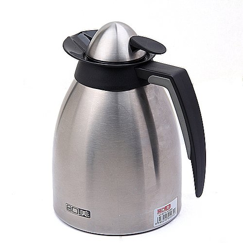 Thermal Carafe Pitcher Double-Walled Stainless Steel W/Integrated Filter K0280-3